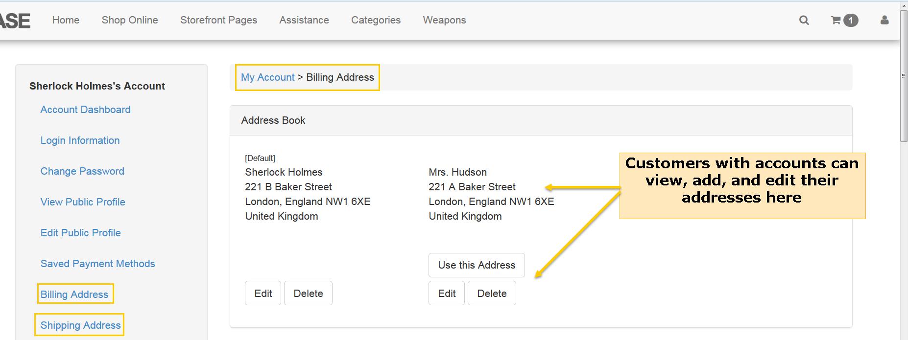 address book online