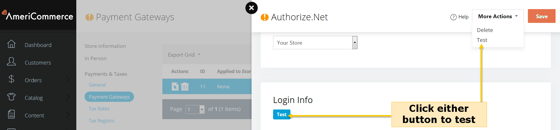 setting up a payment gateway knowledge center
