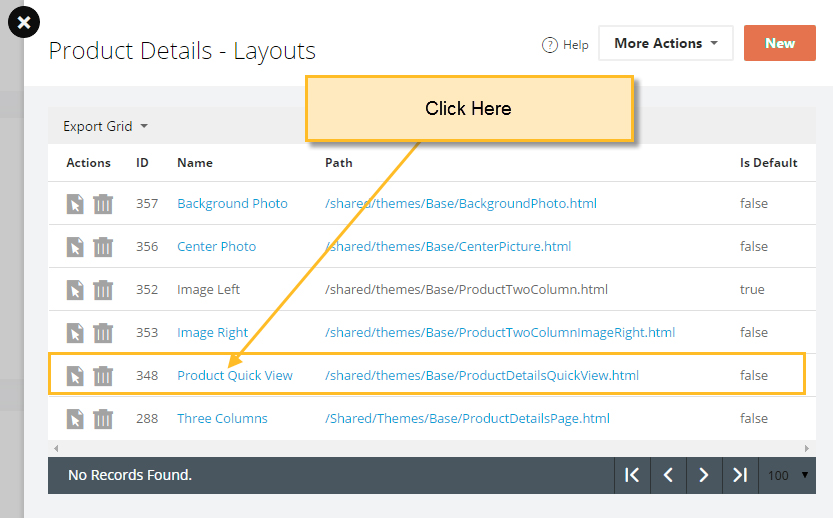 cc0727c562a1b How to edit the Quick View Modal – Knowledge Center