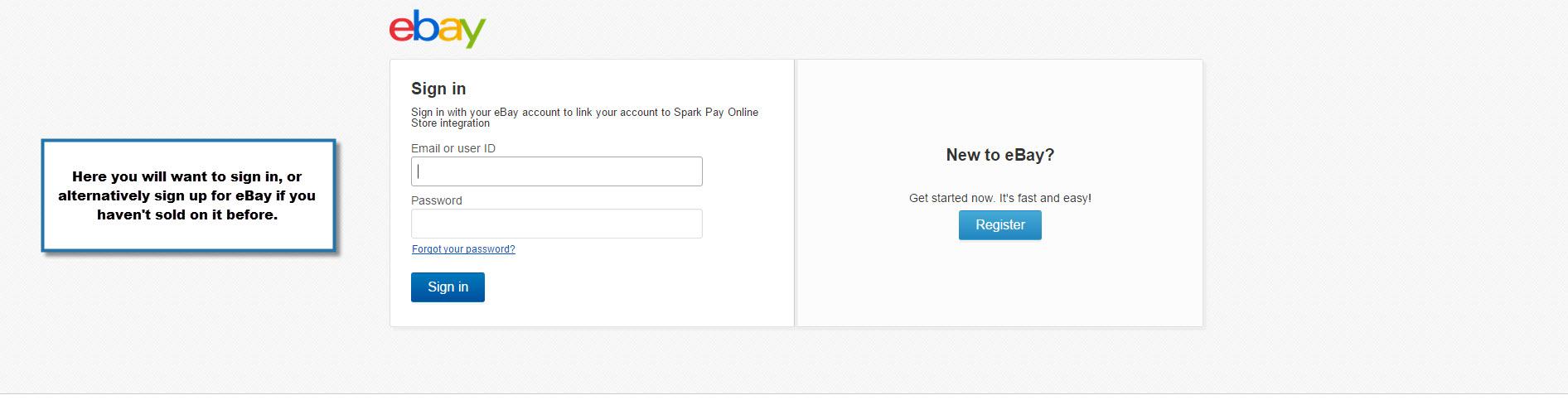 Ebay Integration Knowledge Center