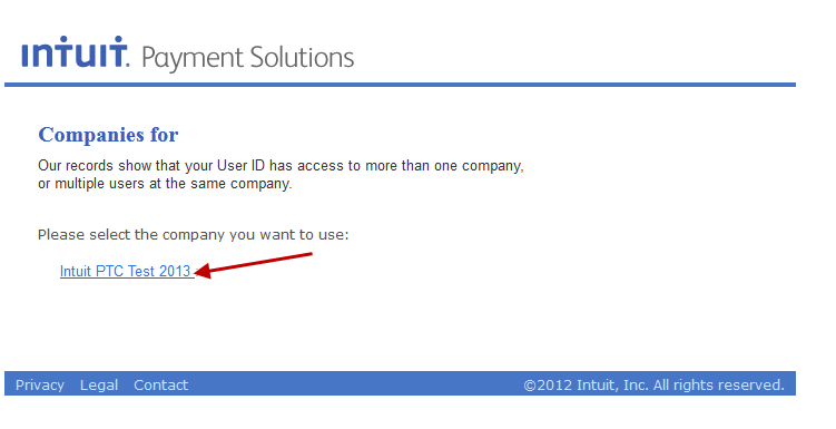 How to setup Intuit QuickBooks Payment Gateway – Knowledge Center